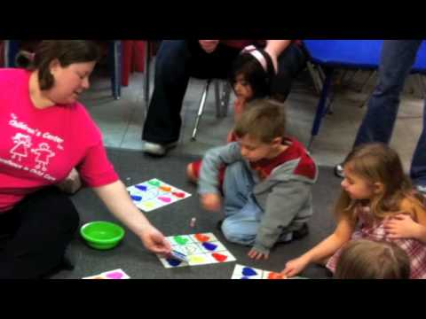 Child Care Discipline and Guidance at The Children's Center Niles, MI