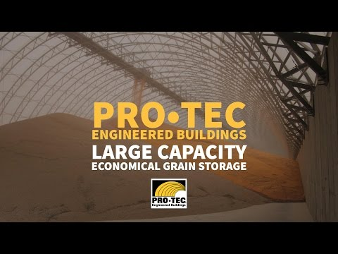 ProTec Buildings: Ideal For Grain Storage