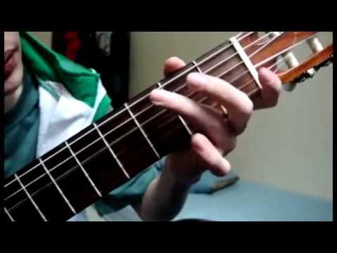 Akustik Gitar   Melody Bentuk F m9
