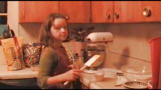 Kids Cooking Show:  Crispy Chewy Chocolate Chip Cookies