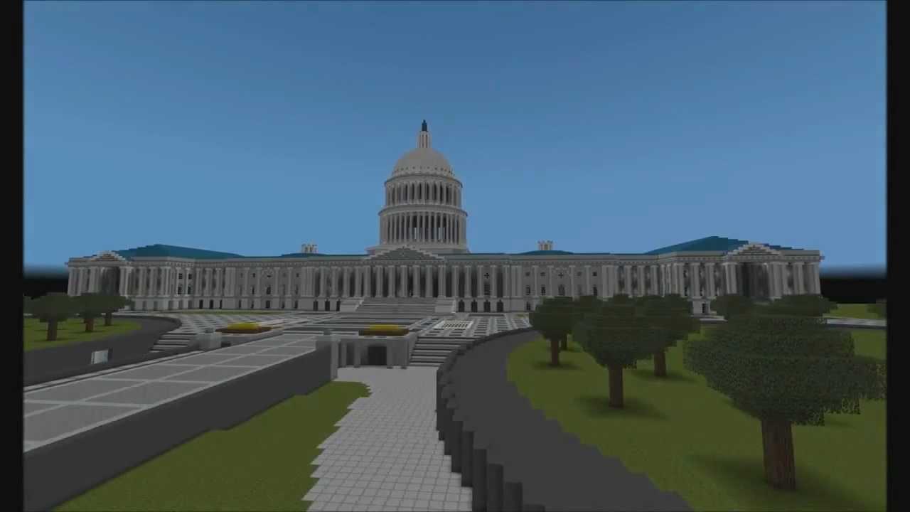Minecraft School Building Download