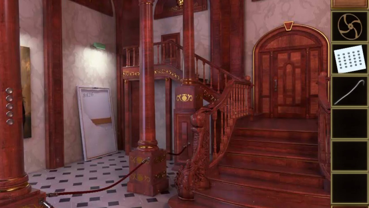Escape from the room with the device walkthrough solution cheats - Can You Escape Titanic Level 3 Walkthrough