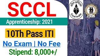 SCCL Apprenticeship Recruitment 2021| SCCL Apprentice Vacancy 2021| sccl apprentice vacancy 2021|