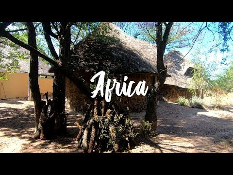 Africa - Travel into Africa