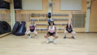 MC Kevinho - Olha a explosão Coreografia Free Dance #boradançar