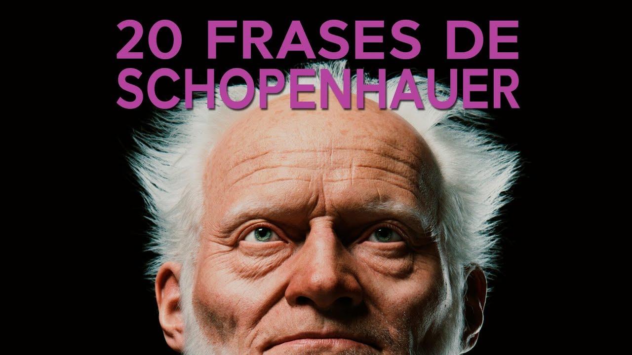 20 Frases De Schopenhauer Una Filosofía Tan Compleja Como Hermosa