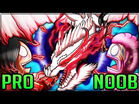BEHOLD THE ANCIENT GOD OF GODS - G-Rank - Pro and Noob VS Monster Hunter Generations Ultimate! #mhgu thumbnail