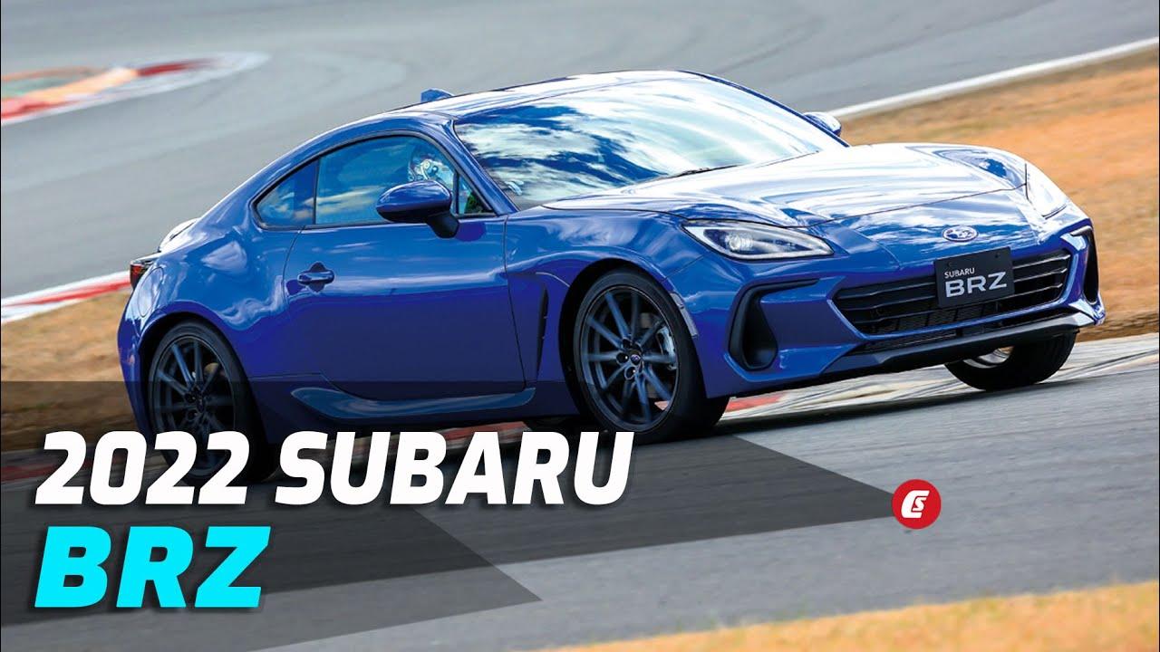Download FIRST LOOK: 2022 Subaru BRZ (JDM Spec)