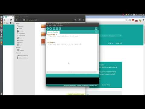 Getting Started With Arduino: Installing Arduino On Ubuntu