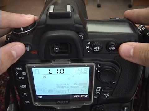 Camera Tutorials - ISO