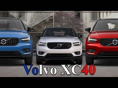 2018 Volvo Xc40 Color Options Youtube