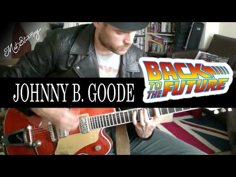 Johnny B. Goode cover (Marty McFly & The Starlighters version!)