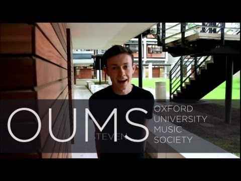 Oxford University Music Society 2014