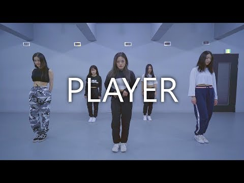 Tinashe - Player | NARIA choreography | Prepix Dance Studio