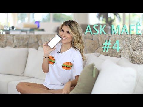 Ask Mafe #4 | Por Mafê Nobrega