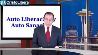 Auto Liberacion y Auto Sanacion. Cristo Libera