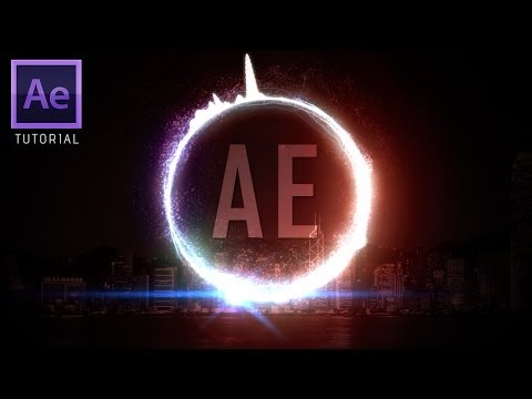 Ring of Particles - Audio Reaction (No 3rd Party Plugins) | After Effects Tutorial