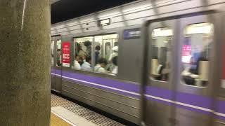 名市交2136H(名城線) 大曽根行き矢場町発車