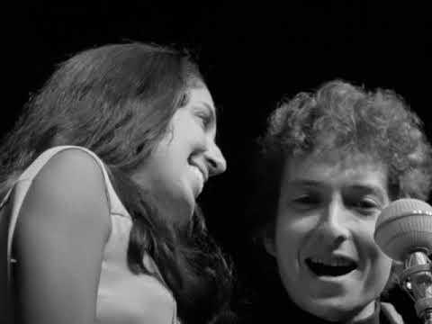 Bob Dylan & Joan Baez - It Ain't Me Babe (Live 1964)