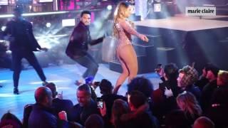 El bochornoso espectáculo de fin de año de Mariah Carey