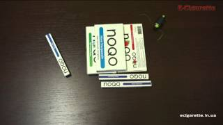 видео обзор одноразовой электронной сигареты NOQO (Pons)