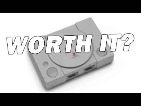 Is The PlayStation Classic Worth It?