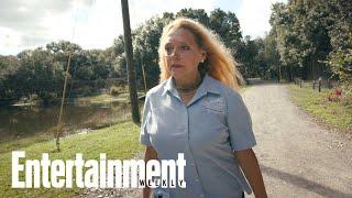 'tiger King' Subject Carole Baskin Slams Netflix Doc | News Flash | Entertainment Weekly
