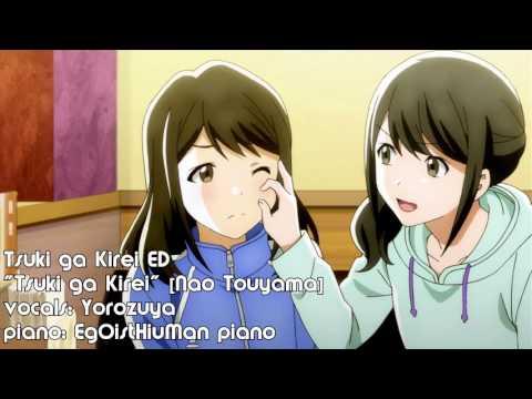 [Yorozuya] Tsuki ga Kirei (Nao Touyama) - Tsuki ga Kirei ED 1 / 月がきれい - Cover 「歌ってみた」