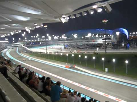 abu dhabi f1 yas marina circuit south grandstand 2013. Black Bedroom Furniture Sets. Home Design Ideas