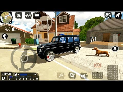 Real Car Parking & Driving Simulator 3D - G Wagon Driving - Android Gameplay FHD