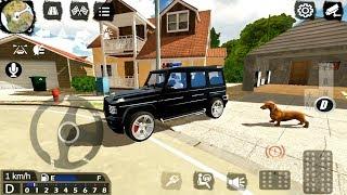 Real Car Parking & Driving Simulator 3D - G Wagon Driving - Android Gameplay FHD screenshot 2