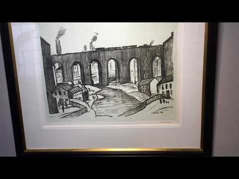 L.S. LOWRY | THE VIADUCT SALFORD