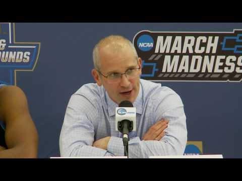 News Conference: Rhode Island First Round Postgame