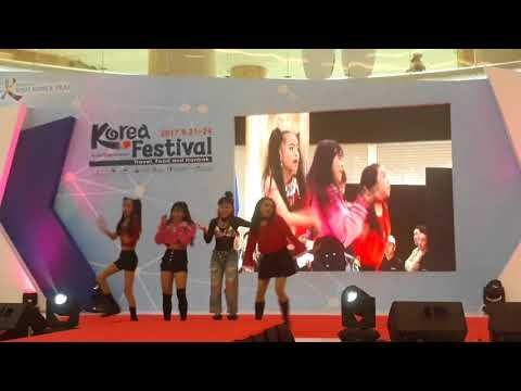 Cupcake Dance Cover Blackpink - as if it's your last @KTO day 3 in Lotte