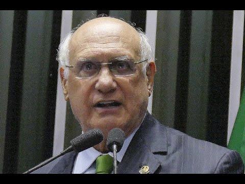 Lasier aponta indignação popular com o Supremo e defende PEC que muda forma de escolha dos ministros
