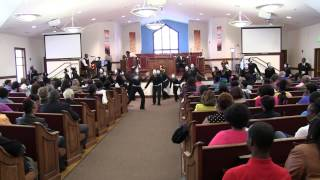 Turning Around For Me - CGBC Silent Expressions Mime Ministry