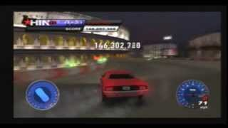 Juiced 2 Hot Import Nights PS2 record breaking drift