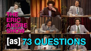 Almost Every Question Asked on The Eric Andre Show | adult swim