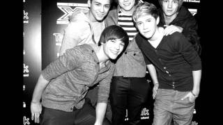 five beautiful boys...one direction.