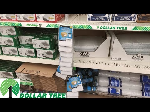 Dollar Tree Selection Of Shipping Supplies