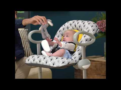 Up&Down Bouncer III Heather grey video