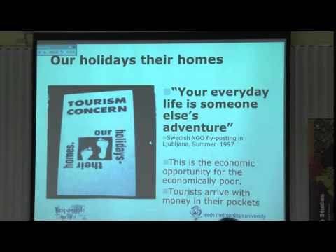 What can tourism contribute to poverty reduction in Africa: 6th Annual Chris Gray Memorial Lecture