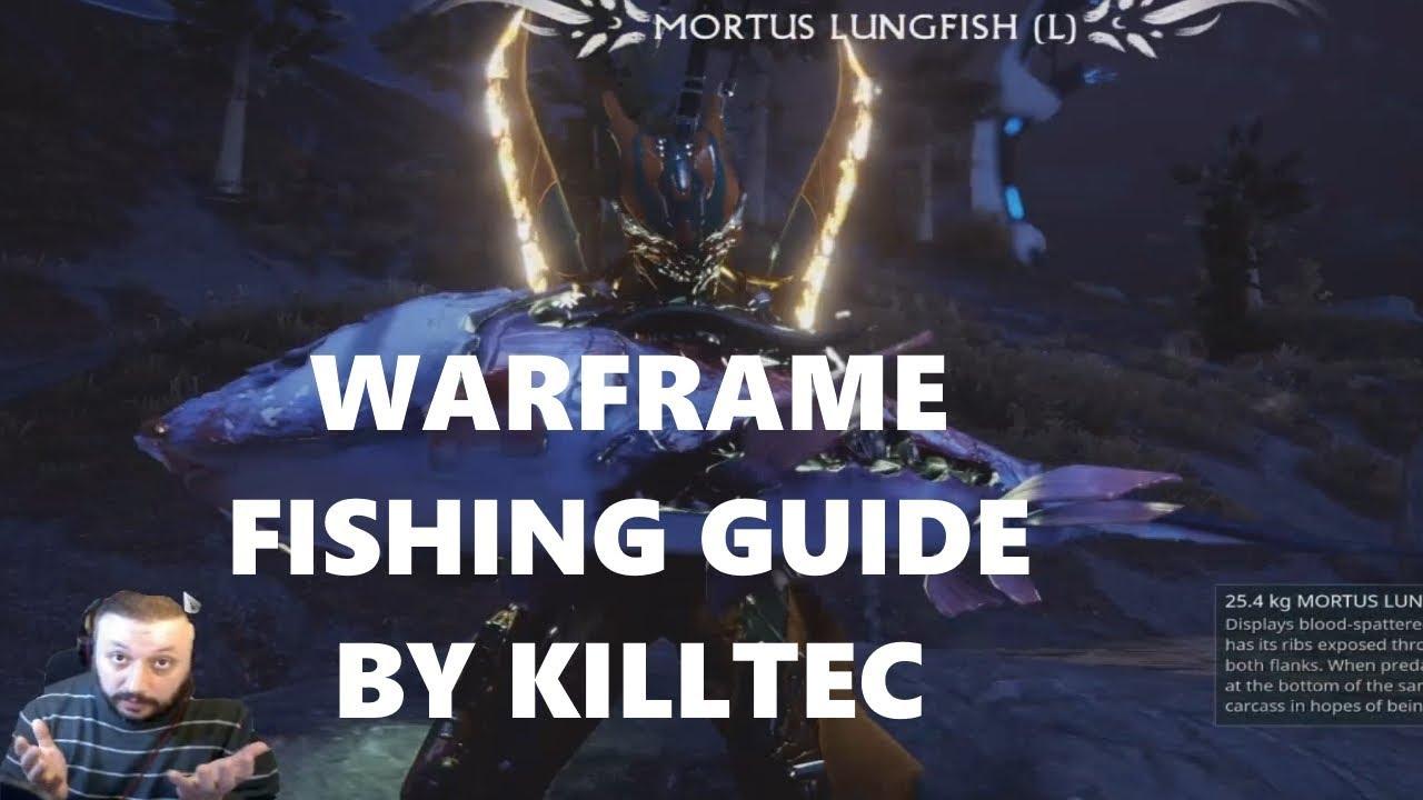 Warframe fishing guide by killtec howto fish in warframe for How to fish in warframe