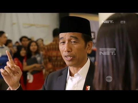Satu Indonesia - Spesial Jalan ke Mal bareng Presiden Jokowi