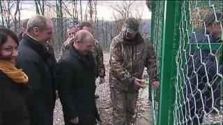 Выпуск леопардов на Кавказе