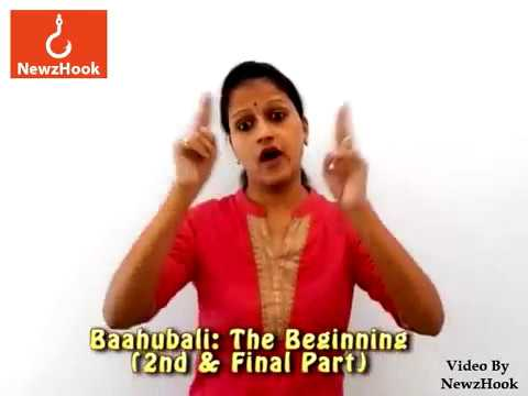 BaahubaliThe Beginning released in over 1000 screens-Indian Sign Language News by NewzHook.com