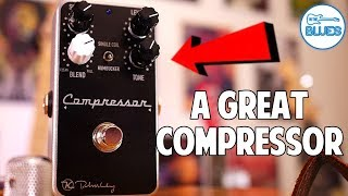 The Keeley Compressor Pedal and How I like to Use it