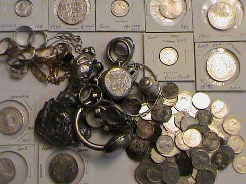 Metal Detecting Finds for Canadian Treasure Hunter 2013
