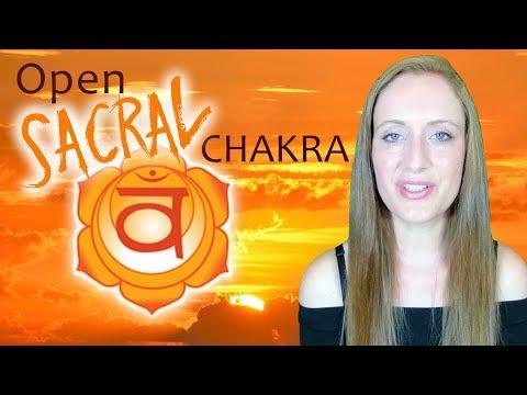 7 Ways To OPEN your SACRAL (Orange) Chakra