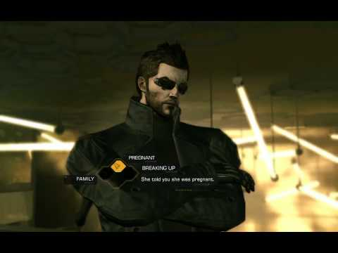 Deus Ex Human Revolution: Helping Pilot Faridah Malik - Sidequest